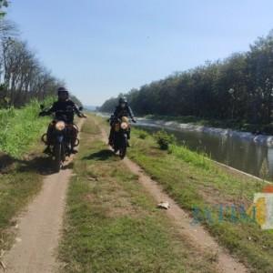 Sungai Lodagung, Tempat Gratis Berburu Foto Instagramable di Blitar
