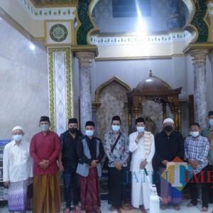 Terus Tebarkan Kebermanfaatan, Tim RIB Sosialisasi di Masjid Jami Al Juraij