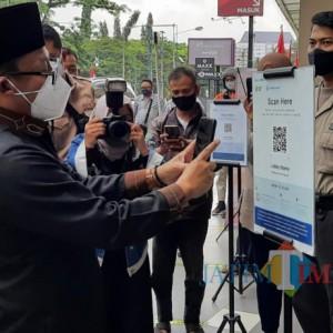 Susul Mal, Pasar Rakyat hingga Restoran di Kota Malang Rencana Dilengkapi Aplikasi Peduli Lindungi