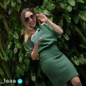 Video 11 Detik Gisel Kembali Bikin Geger, Pakai Baju Serba Hijau hingga Ditonton 4 Juta Kali
