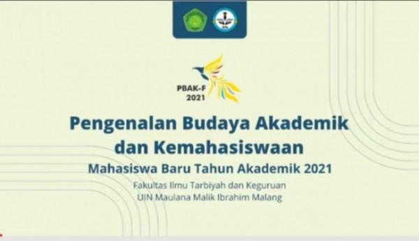 PBAK Fakultas Ilmu Tarbiyah dan Keguruan (FITK) UIN Maliki Malang (Ist)
