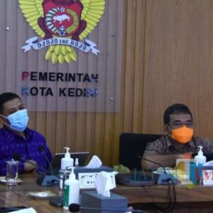 Rapat dengan KPK, Wali Kota Kediri Ingatkan Jangan Korupsi