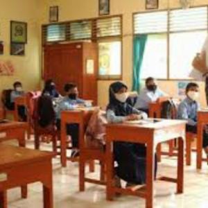 Hore, Mulai Pekan Depan Siswa di Tulungagung Bakal Sekolah Tatap Muka