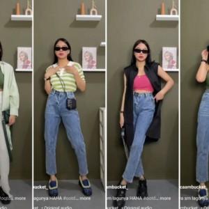 Inspirasi Tampil Casual yang Modis dan Stylish, Boleh Dicoba untuk Outfit Harian Nih!