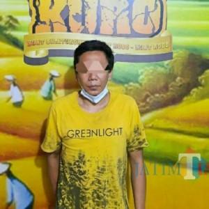 Polres Lumajang Tangkap Pengguna Narkotika Jenis Sabu Asal Kunir Kidul