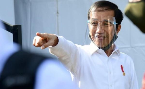 Presiden Joko Widodo (Foto: Okezone Nasional)