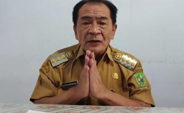 Bupati Banjarnegara Budhi Sarwono (Foto: Kompas.com)