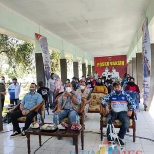 Perang terhadap Covid-19 Digaungkan Partai Demokrat Kabupaten Ngawi