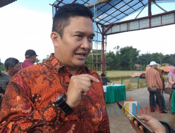Kepala DTPHP Kabupaten Malang, Budiar Anwar.(Foto: Riski Wijaya/MalangTIMES).