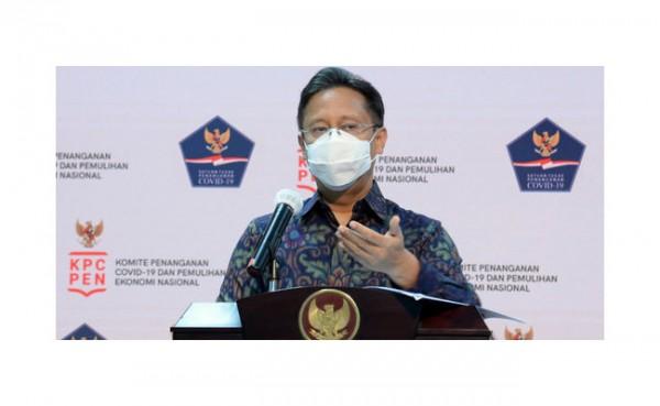 Menteri Kesehatan Budi Gunadi Sadikin (Foto: Merdeka.com)