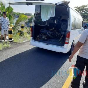 Diduga Angkut Kendaraan Balap Liar, Iringa-Iringan 6 Mobil Diamankan Polisi