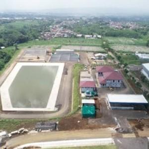DLH Kota Malang Hias Sanitary Landfill dengan Vegetasi Tanaman