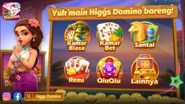 Higgs Domino RP Mod APK Versi Baru