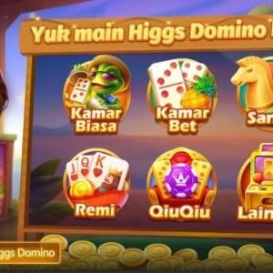 Cara Download Game Higgs Domino RP Mod APK Versi Baru