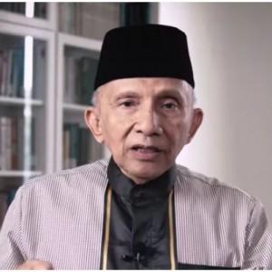 Amien Rais Sebut Tokoh Pro Jokowi sebagai Pengangkat Wacana Presiden 3 Periode, PDIP Angkat Bicara