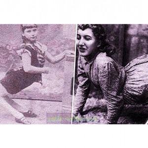 """Ella Harper, Si """"Gadis Unta"""" yang Mencari Nafkah di Dunia Sirkus, Begini Akhir Hidupnya"""