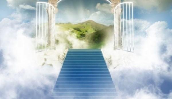 Ilustrasi pintu surga (Ist)
