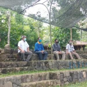 Kadisbudpar Jatim Supervisi Desa Tamansari Banyuwangi MatangkanPersiapan Kunjungan Kemenparekraf RI