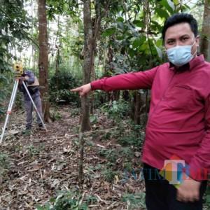 Merasa Dipersulit Manfaatkan Tanahnya, Seorang Warga Pringu Luruk Kantor Desa Codo