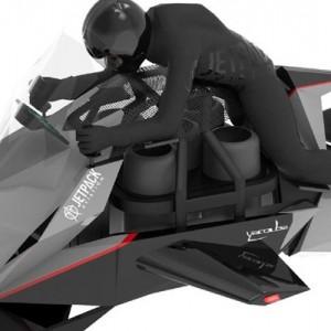Speeder, Sepeda Motor Terbang Pertama di Dunia Segera Meluncur, Begini Penampakannya