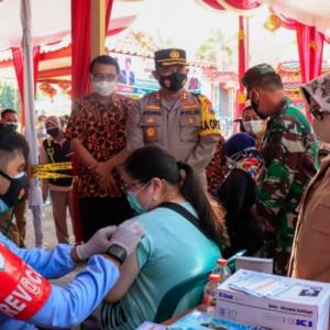 Percepatan Vaksinasi Covid-19 di Jombang Sasar Rumah Ibadah