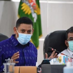 Asesmen Kota Kediri Level 3, Wali Kota Kediri Imbau Masyarakat Tetap Patuh Prokes