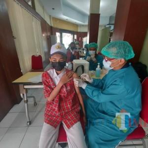 PTMT Telah Berjalan, Sekitar 10 Ribu Siswa di Kota Malang Telah Tervaksin