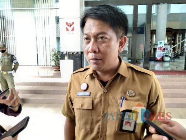 Kepala Bapenda Kabupaten Malang, Made Arya Wedhantara.(Foto:Riski Wijaya/MalangTIMES).