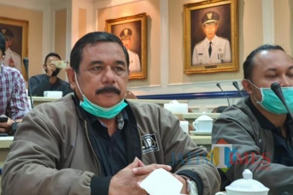 Ketua DPD LIRA Malang Raya, M. Zuhdy Achmady.(Foto:Riski Wijaya/MalangTIMES).