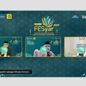 Dorong Pemulihan Ekonomi Syariah, KPwBI Kediri Kembali Gelar Road To FESyar