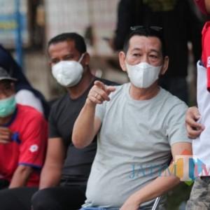Tuntaskan Seleksi, Tony Ho Tak Sabar Luncurkan Latihan Jangka Panjang