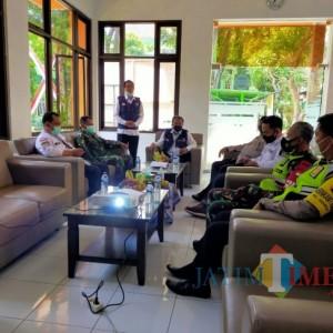 Hari Kedua PTM di Kepanjen Kondusif, Siswa Wajib Bawa Bekal Sendiri