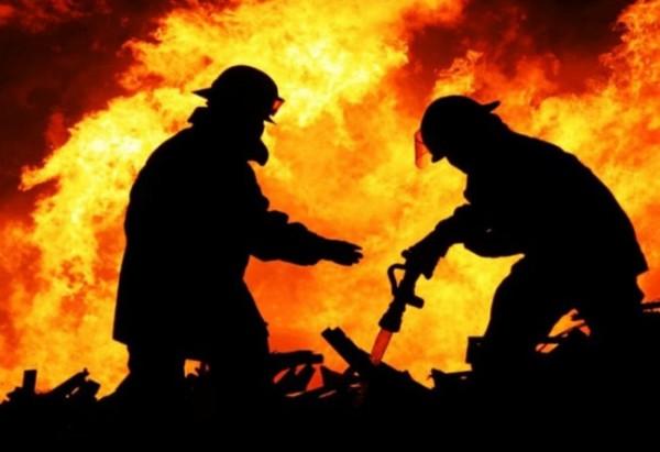 Ilustrasi kebakaran (foto: ilustrasi)
