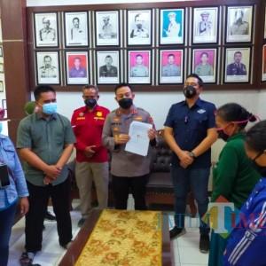 Korban Maafkan Emak-Emak dari Kota Malang Curi Susu, Polres Blitar Tempuh Restorative Justice