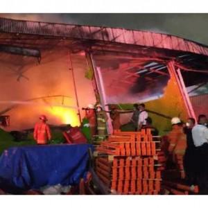 Kebakaran Lapas Tangerang Disorot Media Asing, 2 WNA Jadi Korban Tewas
