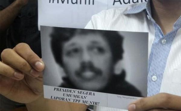Munir (Foto: Kompas)