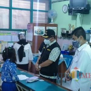 Tinjau PTM di 2 Sekolah, Wali Kota Malang: Kesehatan Jadi Komitmen Utama