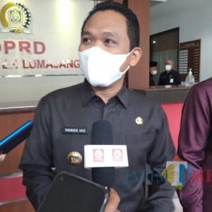 Bupati Lumajang Akan Ke BNPB,  Untuk Tanyakan Bantuan Rehab Rumah Korban Gempa