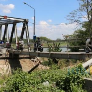 DPUPR Tuban Target 4 Bulan Pembangunan Jembatan Glendeng Tuban Selesai