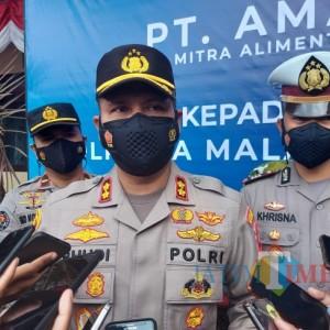 Polresta Malang Kota Gunakan Sinovac untuk Vaksinasi Tunawisma, Rencana Digelar Pekan Depan
