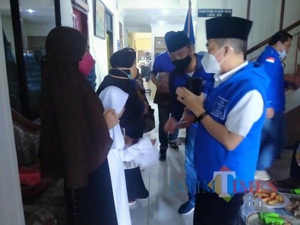 Ketua DPC Demokrat Kabupaten Malang, Ghufron Marzuki