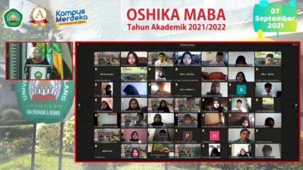 Oshima Maba 2021 FEB Unisma (Ist)