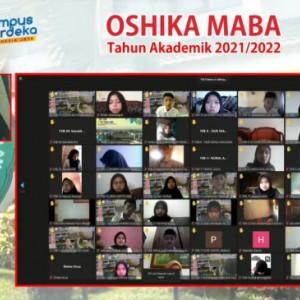 Kenalkan Fakultas Lebih Mendalam, FEB Unisma Gelar Oshika Maba 2021