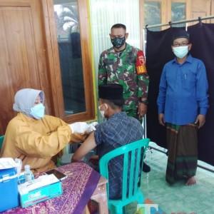 Persiapan Pelaksanaan ANBK, Pondok Pesantren Syafa'atul Ulum Gelar Vaksin Santri dan Warga Belajar