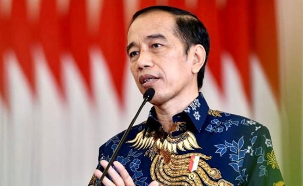 Presiden Joko Widodo (Foto: Instagram/ jokowi)
