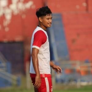 Hadapi Borneo FC, Bagaskara Bakal Perkuat Lini Depan Persik