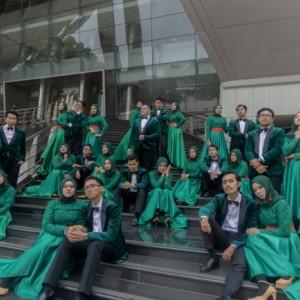 Keren, Tim Paduan Suara Mahasiswa UIN Malang Raih Prestasi Tingkat Internasional