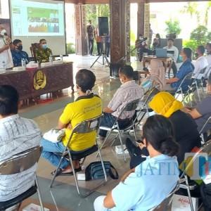 Jelang Reaktivasi Poedak Galery, Bupati Gresik Kumpulkan 31 Komunitas UMKM