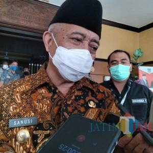 Bupati Sanusi Optimis PPKM Kabupaten Malang Turun di Level 2