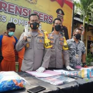 Perampok Bersenjata Api di Minimarket Jombang sudah Beraksi di 4 Kota